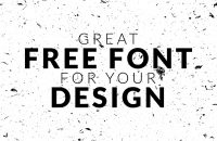 Great Free Sans Serif Font for Your Design